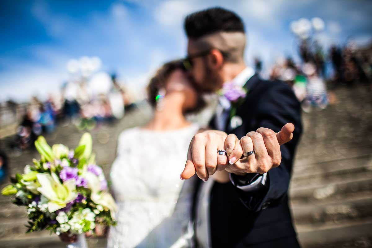 Wedding photo. D'Amicis photography